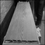 custom wooden veneer as topsheet