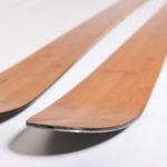 bamboo ski